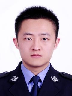 眉山市公安局信息通信处民警茹宏强