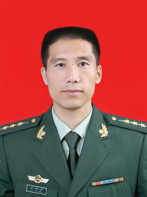 丹棱县公安消防大队大队长杨小勇